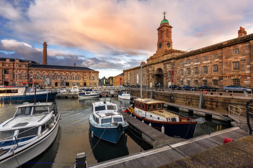 <p>Plymouth was the fourth least likely place in the country for people to fall victim to car thefts, behind only Norwich, Newcastle and Belfast. It came fifth out of the 32 ranked locations. (Loop Images/UIG via Getty Images) </p>
