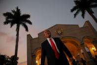 The Wider Image: Trump sought the world's attention and got it. Now the White House reality show ends