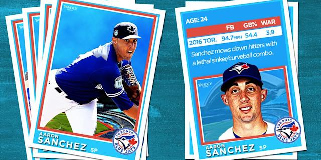 <p>Every staff needs a power pitcher, and the Blue Jays are no exception. </p>