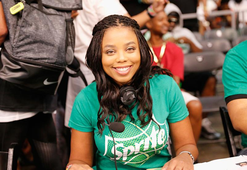 Journalist Jemele Hill in Los Angeles on June 25, 2016.  (Rich Polk/BET via Getty Images)