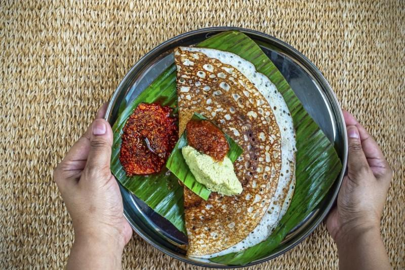 No-Grind Thosai (PHOTO: Monsoon Table)