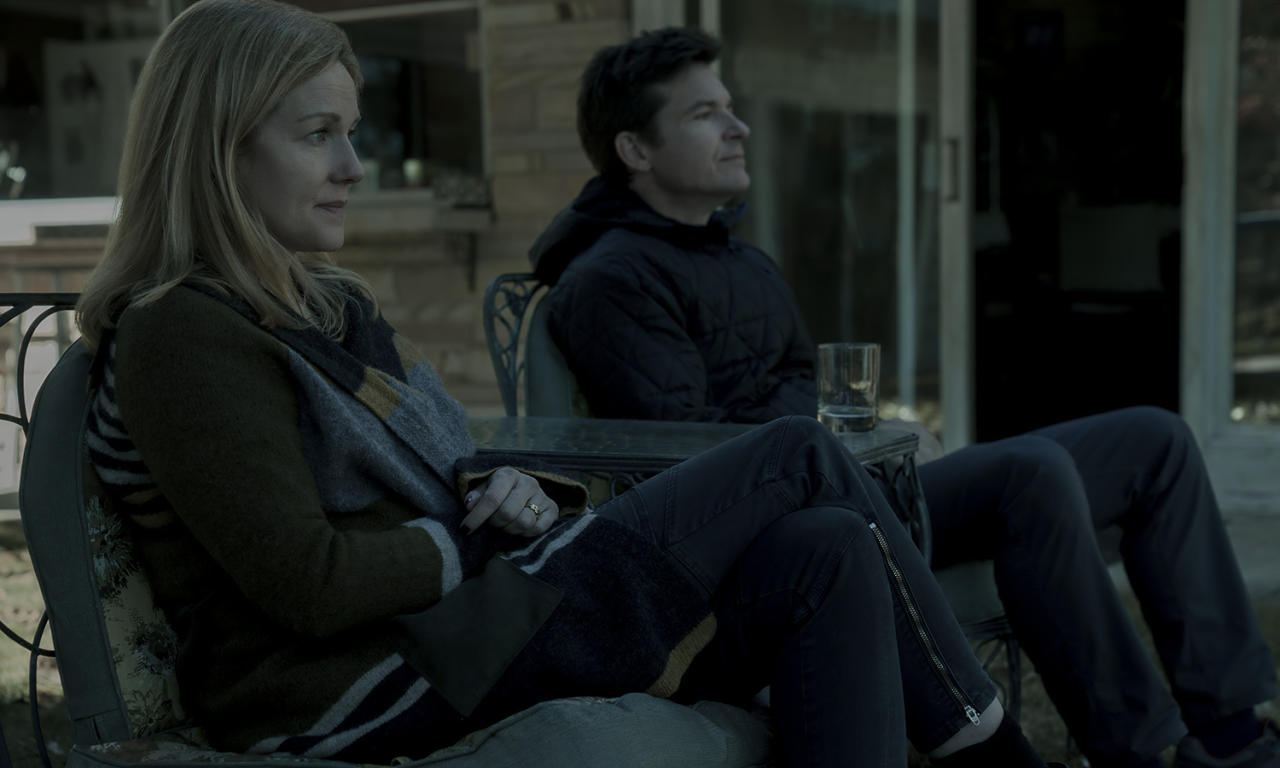 <p>Fans of movie Jason Bateman are often surprised when they see TV Jason in the Ozarks, with its bleak themes, gloomy camerawork, criminal conspiracies.<br />Photo: Netflix </p>