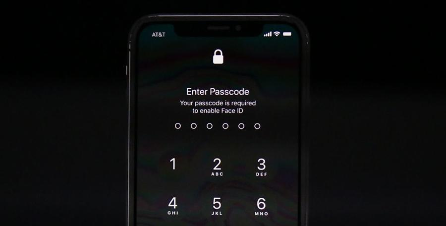 Turns out, Face ID was performing exactly as designed.