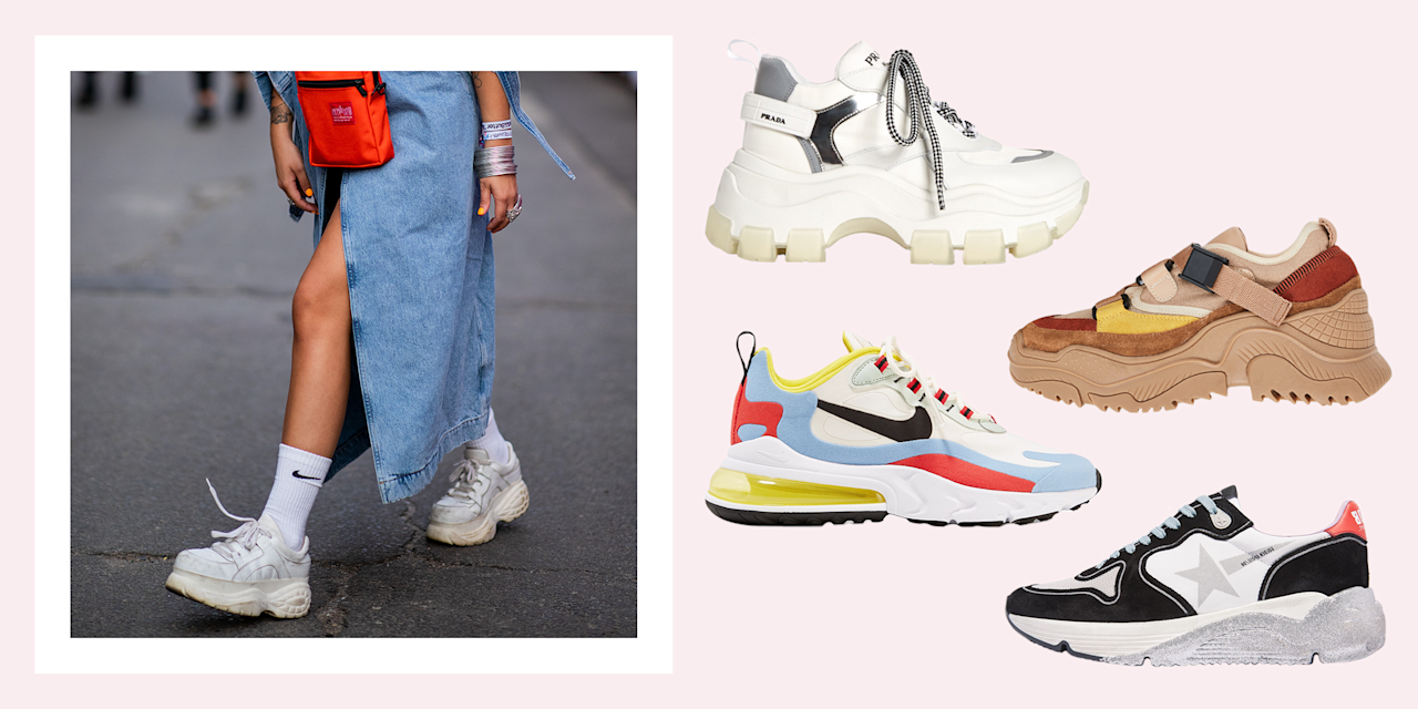 "<p>After a heated internal debate with myself, I've decided I'm 100 percent pro-<a href=""https://stylecaster.com/how-to-style-dad-sneaker/"" target=""_blank"">dad sneakers.</a> Though the trend started last year, retailers are now releasing even more chunky kicks for spring/summer 2019. These sneakers come in all colors, from Easter pinks and blues to prints like zebra and leopard. Some brands, like Joshua Sanders, even combined two trends into one—the PVC dad sneaker. </p><p>This all goes to show that chunky soles aren't going anywhere this season. If you have yet to find your dad sneaker solemate, I'm here to help. I found 14 of the best pairs to shop right now. </p>"
