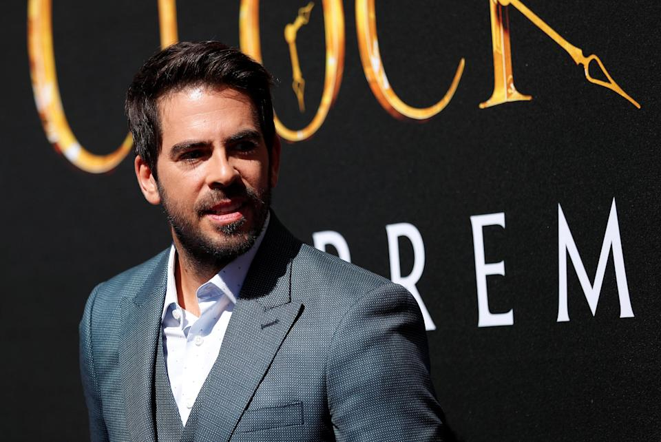 Eli Roth directs the movie (REUTERS/Mario Anzuoni)