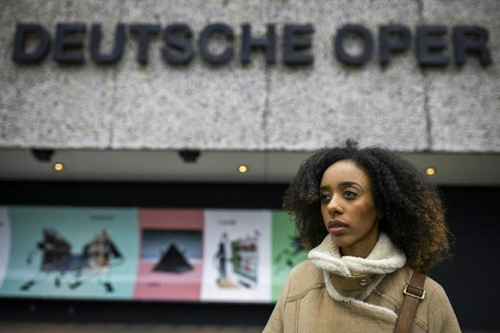"""Chloé Lopes Gomes says she has experienced """"harrassment"""" throughout her time in Berlin"""