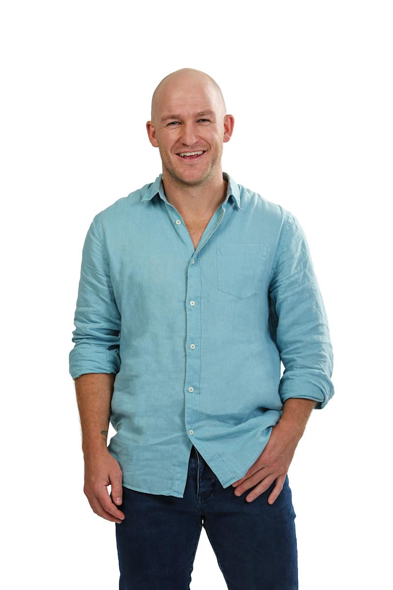 Big Brother Australia 2020 housemate Mat. Photo: Channel 7.