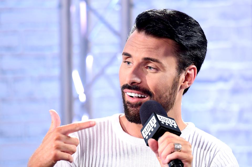 Rylan Clark-Neal joins BUILD for a live interview at AOL's Capper Street Studio in London.