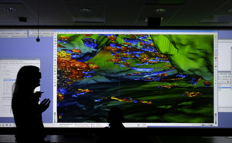 BP pushes technical limits to tap extreme fields
