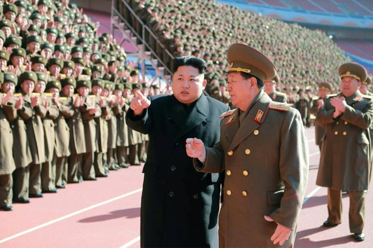 N. Korea confirms dismissal of top military general