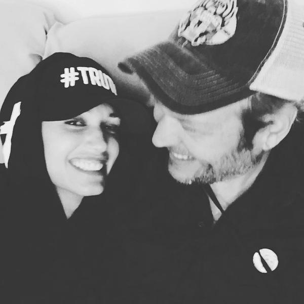 """<p>A source confirmed exclusively to PEOPLE shortly thereafter that the pair had started to date. A representative for Shelton also confirmed the romance to PEOPLE, after the pair <a href=""""https://www.people.com/article/gwen-stefani-calls-blake-shelton-hot"""" rel=""""nofollow noopener"""" target=""""_blank"""" data-ylk=""""slk:had everyone talking about their relationship status"""" class=""""link rapid-noclick-resp"""">had everyone talking about their relationship status</a> when they were spotted together <a href=""""https://www.people.com/article/blake-shelton-gwen-stefani-halloween-2015-photos"""" rel=""""nofollow noopener"""" target=""""_blank"""" data-ylk=""""slk:over Halloween weekend"""" class=""""link rapid-noclick-resp"""">over Halloween weekend</a> that year. </p> <p>""""Blake and Gwen have begun dating,"""" said the insider. """"They've been supporting each other through a difficult time and they're really happy together."""" </p> <p>""""Everyone is thrilled because they're both incredibly nice people,"""" added the source.</p>"""