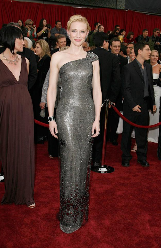 BEST: Cate Blanchett at the 79th Annual Academy Awards - 02/25/2007