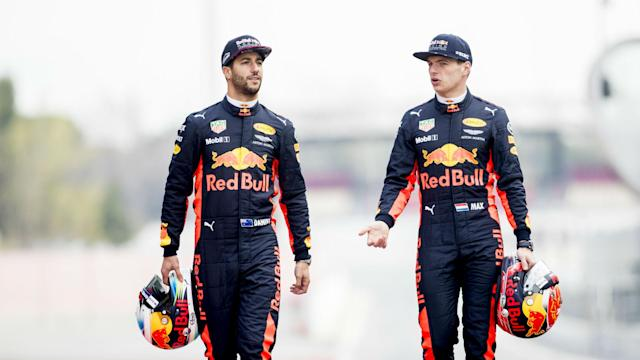It looks set to be another straight fight between Mercedes and Ferrari in Monza on Sunday after Red Bull took grid penalties.