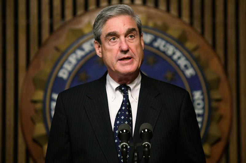 Special Counsel Robert Mueller is leading the federal probe into Russian meddling in the 2016 election: Getty