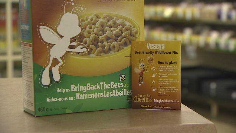 Seeds given away in Cheerios promotion may be problematic, horticulturist says