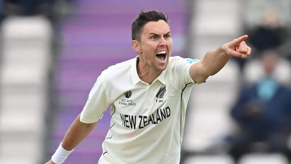 New Zealand need 139 to win the World Test Championship