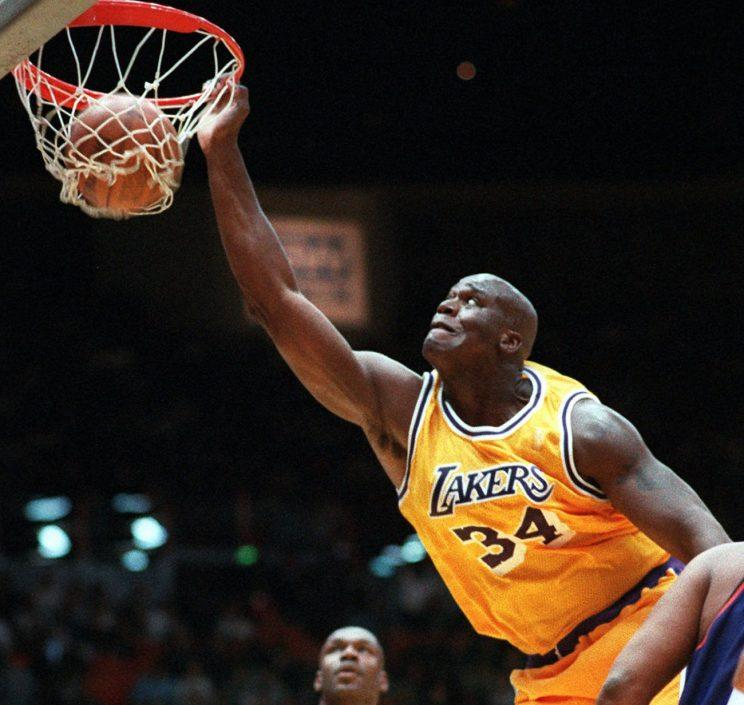 Shaquille o nel