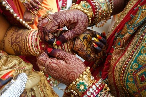 India's massive wedding industry is worth an estimated $40-50 billion a year, according to research firm KPMG