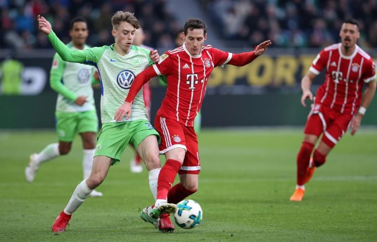 The Bavarians have regained their unyielding grip on first place in Germany, with their 2-1 come-from-behind win at Wolfsburg leaving them 19 points clear at the summit