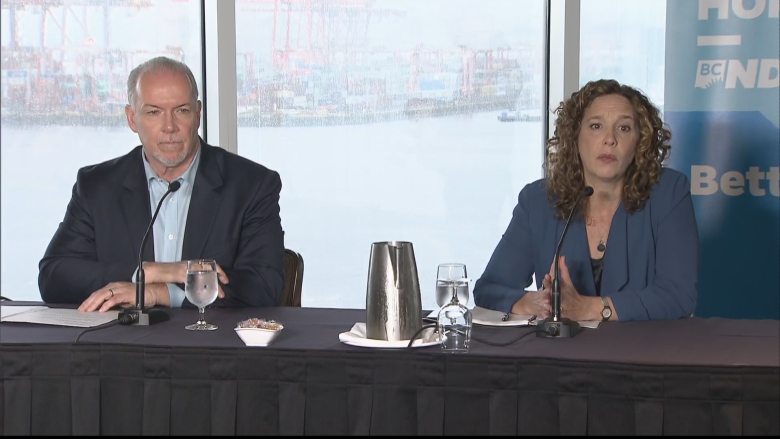 NDP tries to 'one-up' Greens on environmental policy