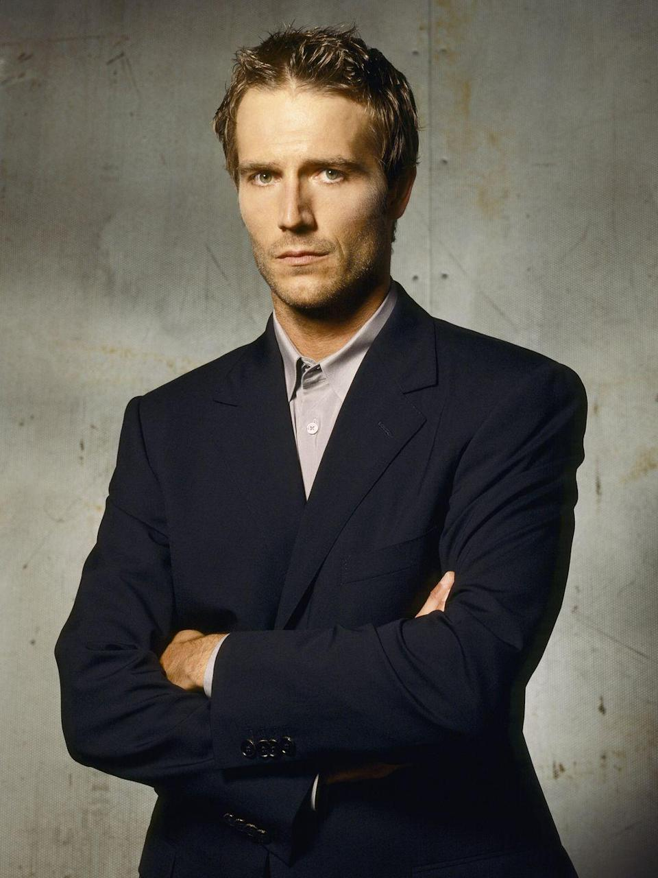 <p>So many of us fell for Michael Vartan when he played Drew Barrymore's hot teacher in the big-screen rom-com <em>Never Been Kissed</em>. The French-born star also cameo'd as Richard Burke's son on <em>Friends</em>, and starred alongside Robin Williams in the psychological thriller <em>One Hour Photo</em>. But Vartan is definitely best known for his role on this spy show as Michael Vaughn. Vaughn is Sydney's handler for the CIA, but he's also her love interest, and the sparks fly between the two in their clandestine romance. And every time he was presumed dead, it was a little bit heartbreaking. But the on-screen chemistry between Vartan and co-star Garner was off the charts, and the two dated in real life for a while. </p>
