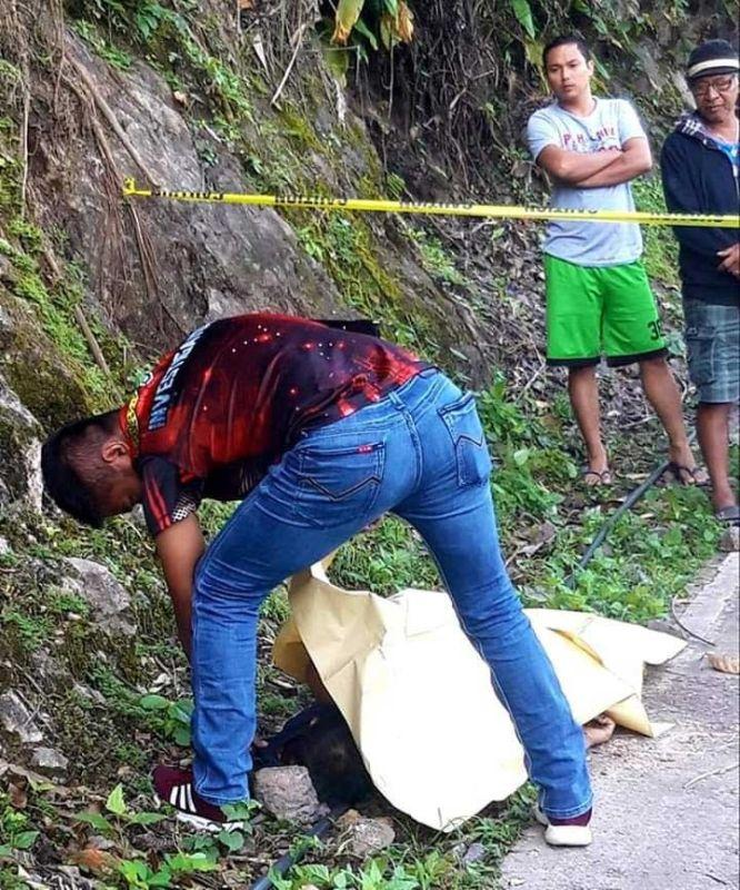 Dead man found by side of road in Manipis, Talisay