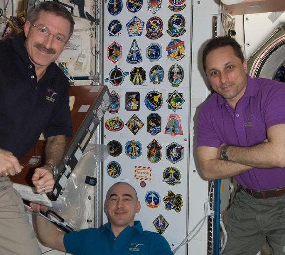 Space Station Crew to Return to Earth Friday