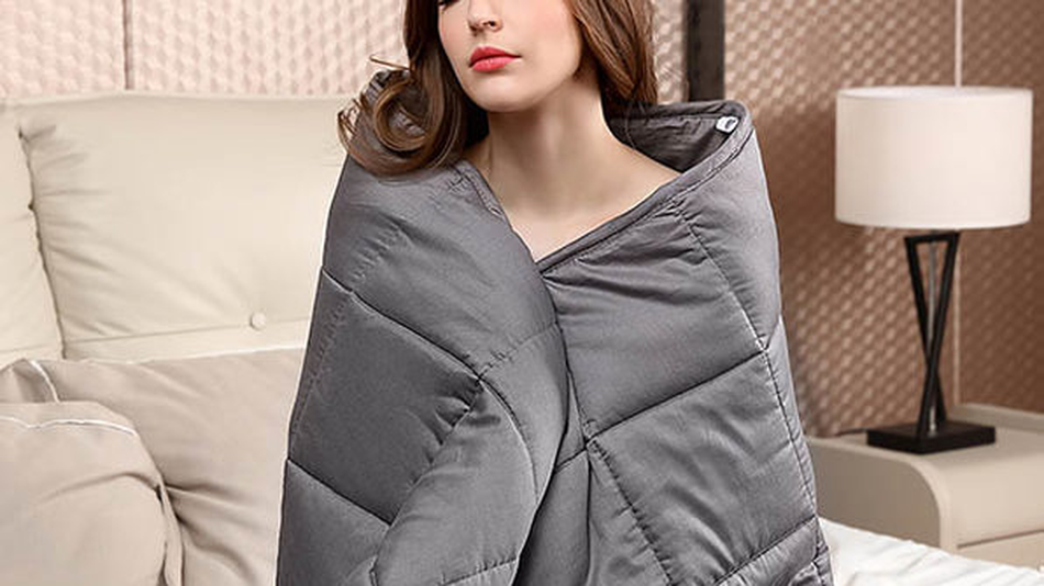 It's still cozy season: Grab a weighted blanket for under $50
