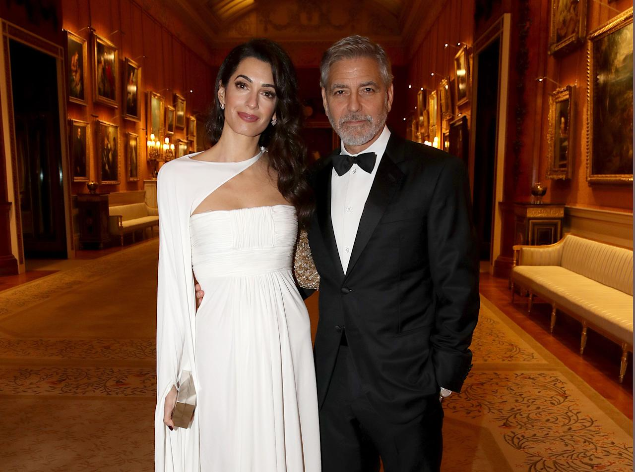 <p>Amal Clooney has a personal style that is both sophisticated and playful. From the courtroom to the red carpet-and every occasion in between-take a closer look at our favorite looks.</p>