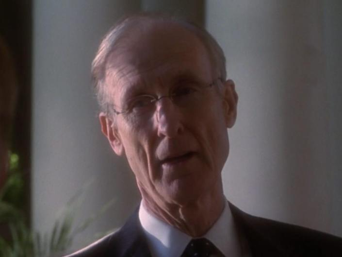 james cromwell in the west wing