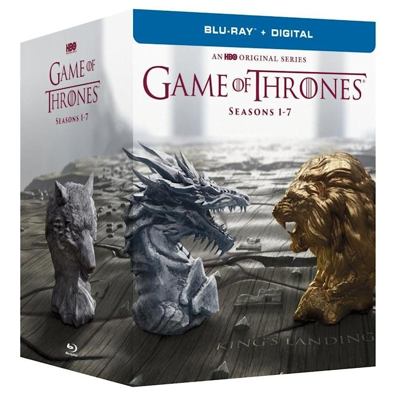 Game of Thrones Season 1-7 Blu-ray (Photo: HBO)