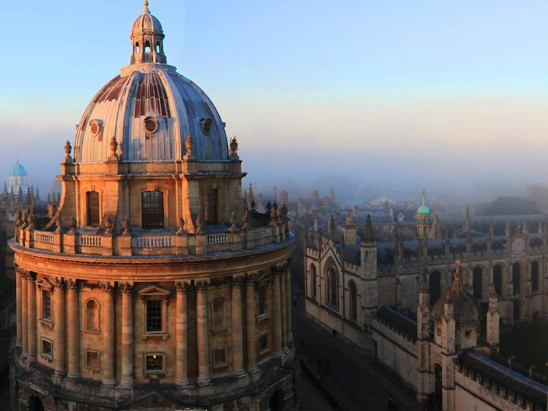 Oxford University is among many UK universities to have voiced concerns over loss of EU science research funding: Flickr/Tejvan Pettinger