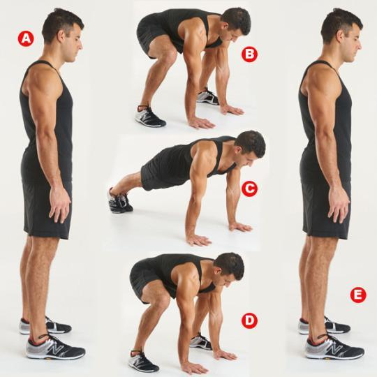 reduce belly fat with dumbbells