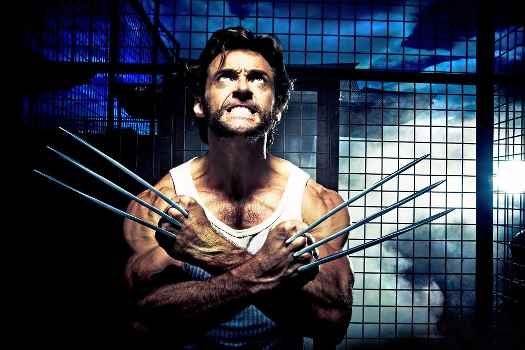 "5/1 - <a href=""http://movies.yahoo.com/movie/1808665084/info"">X-MEN ORIGINS: WOLVERINE</a>   Hugh Jackman stars in this prequel to the X-Men trilogy exploring how Logan became the adamantium blade-wielding mutant Wolverine."