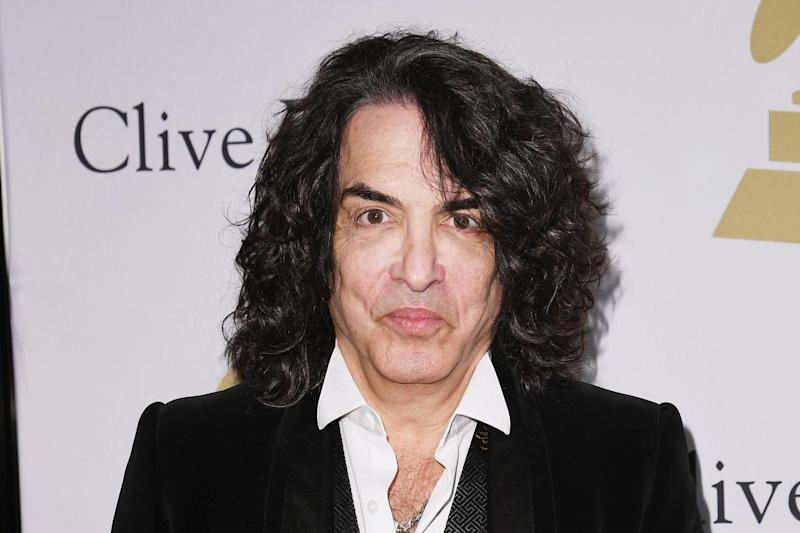 Kiss's Paul Stanley on 11 February 2017 in Los Angeles, California: Kevork Djansezian/Getty Images