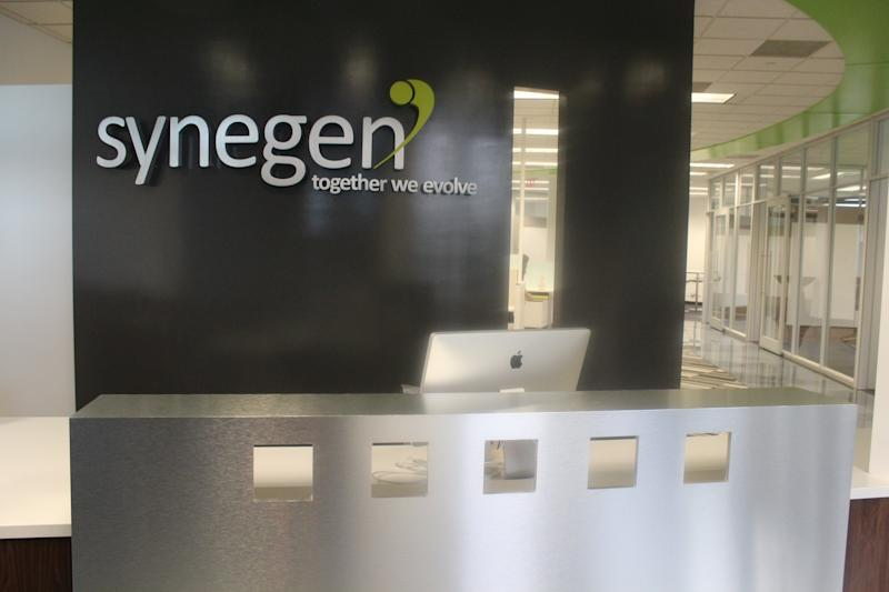 """From Tech Savvy to Tech """"Chic"""" -- Chicago-Area Technology Firm Synegen Scores Designer Office"""