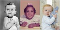 <p>Some names never get old. But others come and go with the changing decades. We're taking a look at the 100 most popular baby names from the past 100 years or so, starting with 1915's most common name all the way to top names in 2018 (Emma for girls, and Liam for boys). Behold: over 100 years of popular baby names right this way:</p>