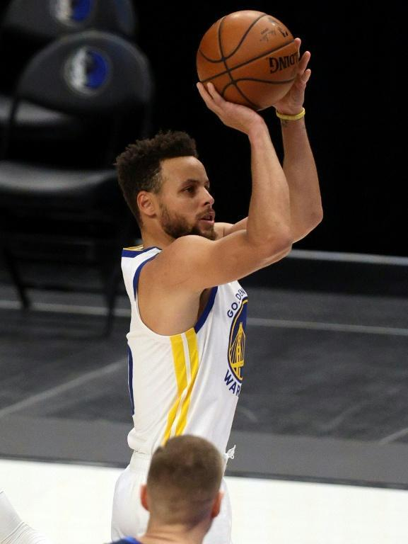 Stephen Curry delivered a 32-point performance for the Golden State Warriors