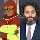 <p>Another <em>Big Mouth</em> crossover! Mantzoukas' always-recognizable voice is again used for a cocky jerk character, this time the superhero Rex Splode. He's known for <em>Big Mouth</em>, yes, but also a ton of other comedic roles, including <em>The League</em>, <em>Parks and Recreation</em>, and even an appearance in<em> John Wick: Parabellum</em>.</p>