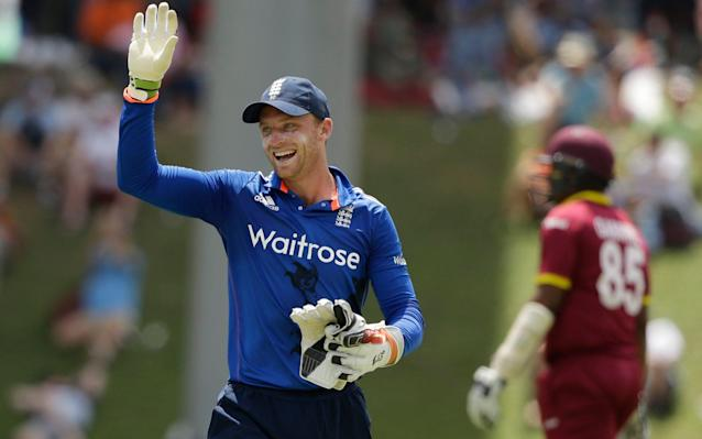 <span>England are well-stocked in the wicketkeeper departement</span> <span>Credit: AP </span>