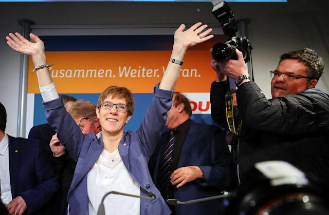 GERMANY-ELECTION/SAARLAND