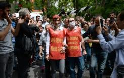 Turkey places hunger strikers under arrest on terror charges: reports