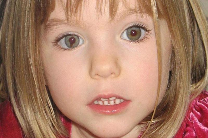 Missing: Madeleine McCann (PA)