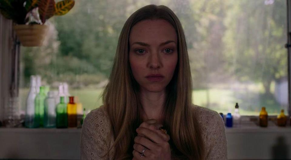 <p><strong>IMDb says: </strong>An artist relocates to the Hudson Valley and begins to suspect that her marriage has a sinister darkness, one that rivals her new home's history.</p><p><strong>We say: </strong>Anything with Amanda Seyfried gets a thumbs up in our books. <strong><br><br>Who's in it? </strong>James Norton, Natalia Dyer, Amanda Seyfried </p><p><strong>Where can I watch it?</strong> Netflix </p>