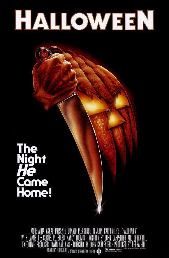 """<p>The classic 1978 slasher film introduces one of the most iconic figures of cinema and the holiday: Michael Myers. </p><p><a class=""""link rapid-noclick-resp"""" href=""""https://www.amazon.com/Halloween-John-Carpenter/dp/B018A5RPYU/ref=sr_1_1?dchild=1&keywords=Halloween&qid=1593548522&s=instant-video&sr=1-1&tag=syn-yahoo-20&ascsubtag=%5Bartid%7C2139.g.32998129%5Bsrc%7Cyahoo-us"""" rel=""""nofollow noopener"""" target=""""_blank"""" data-ylk=""""slk:WATCH HERE"""">WATCH HERE</a></p>"""