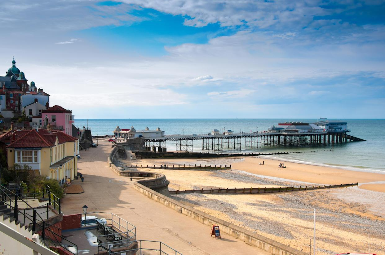 A gull's eye view of Cromer (Getty Images)