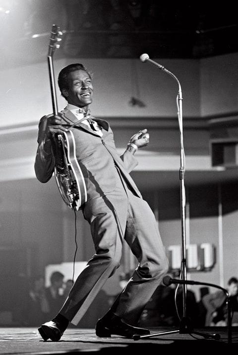 Legendary musician Chuck Berry died at his home near Wentzville, Missouri on March 18, 2017. Charles Edward Anderson