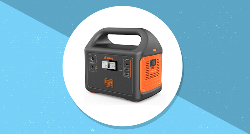 Save big on Jackery Portable Power Stations. (Photo: Amazon/Yahoo Lifestyle)