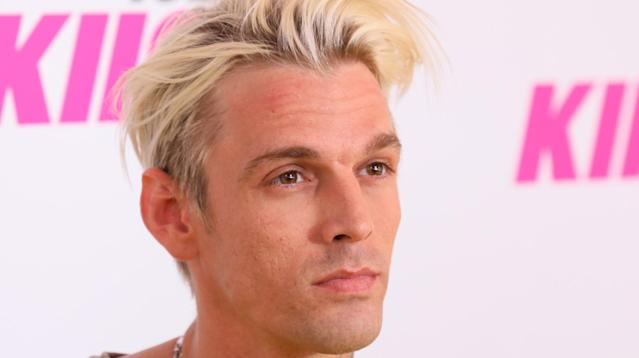 "Aaron Carter told his fans Friday night on Twitter that he would be ""disappearing for a while"" just as outlets reported that he will be entering rehab."
