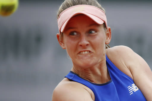 Ferro upsets Kontaveit to win Palermo Open